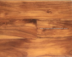 Acacia Natural Household Anti-Scratch Wooden Flooring (SW-6768)