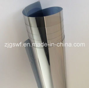 Metalized Commercial Silver Architectual Glass Protector Film (SFS102) pictures & photos