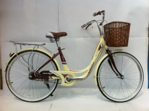 """New Model 26"""" City Bike Lady Women Bicycle (FP-LDB-043) pictures & photos"""