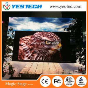 Advertising Full Color Indoor Small LED Display Board pictures & photos