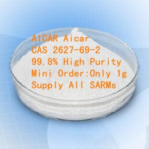 Aicar High Purity Pharmaceutical Raw Material Aicar Acadesine CAS 2627-69-2