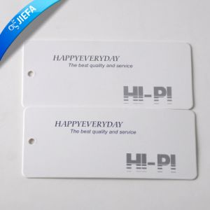 Tag/Name Tag/Paper Hang Tags for Clothing Tag/Price Tag/Hang Tag pictures & photos