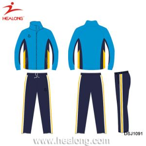 Sublimated Sports Team Training Tracksuit Clothing pictures & photos
