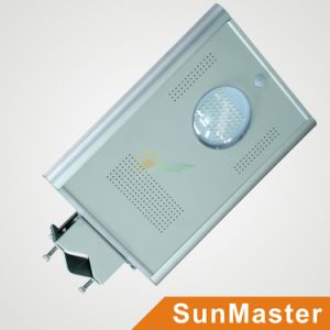 All in One Motion Sensor Integrated Solar Street Light LED 6W pictures & photos