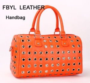 Fashion Lady PU Handbag (JYB-29188) pictures & photos
