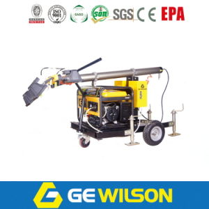 Diesel Generator Portable Light Tower with Wheels pictures & photos