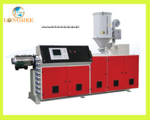Plastic PP/PE/PPR Pipe Extruder (high effictive SJ series) pictures & photos