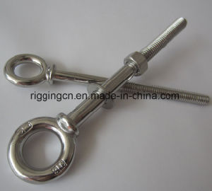Ss 316 Factory Directly Sale Long Eye Bolt with High Quality pictures & photos