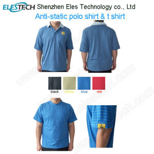 ESD Cotton Polo T Shirt