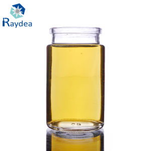 100ml Small Pudding Glass Jar with Plastic Cap pictures & photos