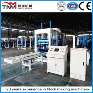 Qft3-15 Interlock Brick Making Machine Automatic Type pictures & photos
