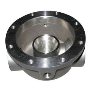 Zinc Alloy Die Casting Complicated Flange pictures & photos