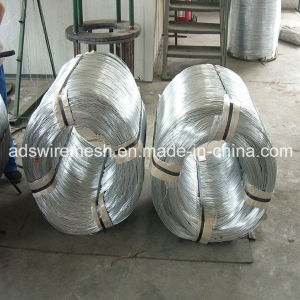 Wholesale High Quality Galvanized Wire /Galvanized Steel Wire (0.6mm-6.0mm) pictures & photos