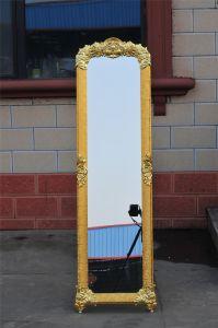 Cheap Bathroom Mirrors, Make up Mirror, Decorative Dressing Aluminium Mirror, pictures & photos