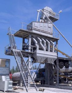 120t/H Mobile Asphalt Mixing Plant pictures & photos
