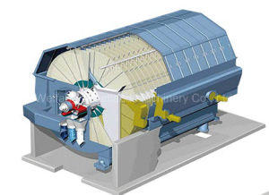 Disc Filter Inspissation Machine for Pulping Industry pictures & photos