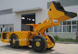 Underground Mine Loader (2cbm Capacity, Deutz Engine, Dana Transmission) (KDD-2) pictures & photos
