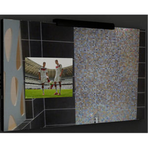 Bathroom Mirror with Light and TV pictures & photos