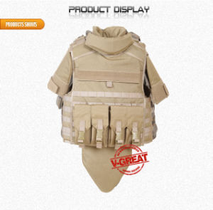 Quick Release Bulletproof Vest V-PRO062 pictures & photos