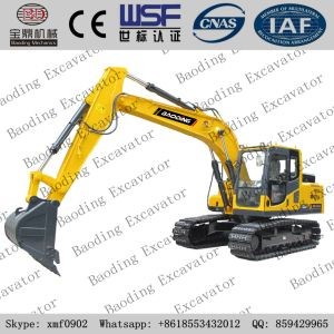 China Construction Machinery New Crawler Hydraulic Excavator Bd150 pictures & photos