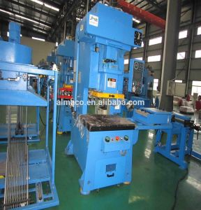 Smac Heat Exchanger Automatic Fin Press Machine pictures & photos