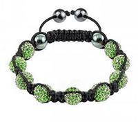 Fashion Shamballa Crystal Bracelet Sh22
