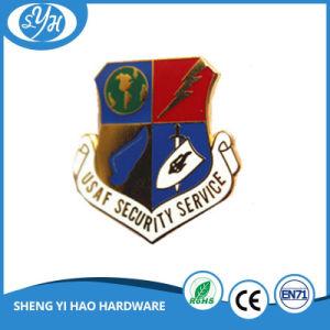 Custom Hard Enamel Metal Doraemon Pin Badge pictures & photos