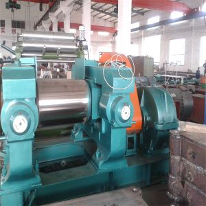 Bearing Rubber Open Mixing Mill/Reclaimed Rubber Making Open Mixing Mill pictures & photos