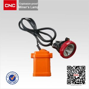 Kl4.5lm (A) Explosion Proof Miner′s Halogen Light pictures & photos