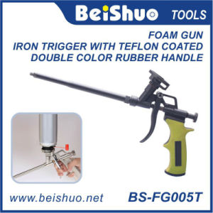 Popular Factory Full Teflon Coated PU Foam Gun pictures & photos