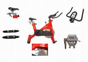 Indoor Home Office Fitness Spinning Bike (um426) pictures & photos
