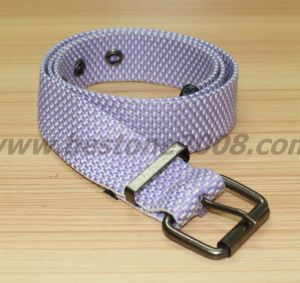 High Quality Canvas Belt for Garment#1501-25b pictures & photos