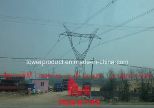 500kv Transmission Line Zb1 Horizontal Type Suspension Tower pictures & photos