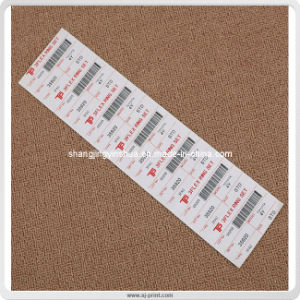 Professional Paper Printing Strong Adhesive Bottle Labels (PL054)