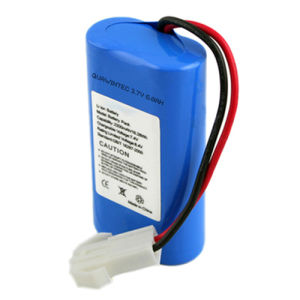 3.7V 6000mAh 18650 Li-ion Battery Pack pictures & photos