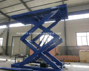 Scissor Parking Elevator Lift Mechanism with CE Certificate pictures & photos
