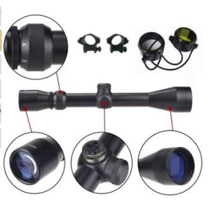 3-9X40 Tactical Optics R4 Reticle Crosshair Hunting Rifle Scope pictures & photos