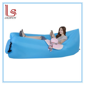 Inflatable Traveling Sleeping Lazy Air Bags with Safety Lock pictures & photos