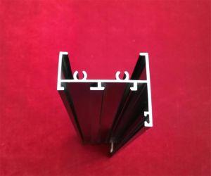Aluminium Door Profile Power Coat Finish pictures & photos
