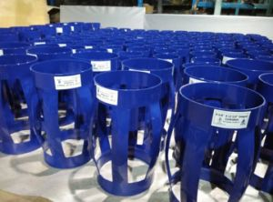"API 10d 9 5/8 "" Single Piece Casing Centralizer pictures & photos"