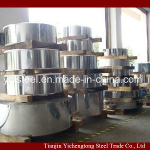 Stainless Steel Tape 304 316L Stainless Steel Foil 0.05mm pictures & photos