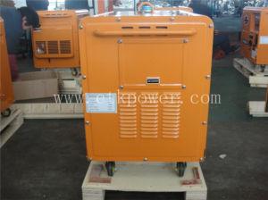 5kw AC Rotating Exciter Diesel Generator Set pictures & photos