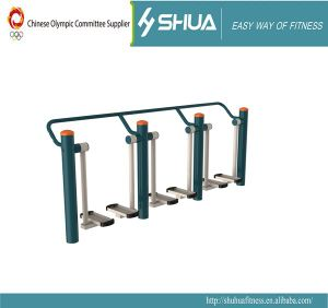 Good Quality Outdoor Fitness Equipment Double Air Walker Machine