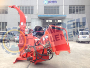 CE Standard Hydralic Wood Chipper pictures & photos