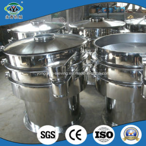 High Frequency Round Slurry Ceramic Vibrating Screen (XZS-1000) pictures & photos