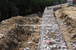 Gabion Fence/Wall, Gabion Mesh pictures & photos