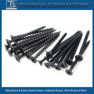 4.2*75 C1022 Hardend Steel Black Drywall Screws pictures & photos