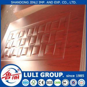 3mm Melamine Paper Door Skin Good Quality pictures & photos