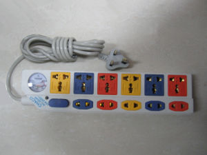 Electric Extension Socket No. 0046 pictures & photos