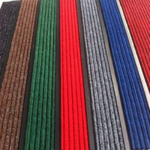 PVC Backing Outdoor Doormats pictures & photos